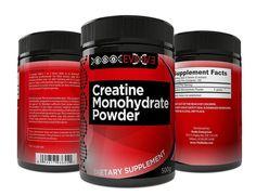 Pure Creatine Monohydrate Powder Performance Supplement Supports Athletes in Mus #DBEvolveCreatine $26
