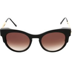 THIERRY LASRY Sunglasses ($420) ❤ liked on Polyvore