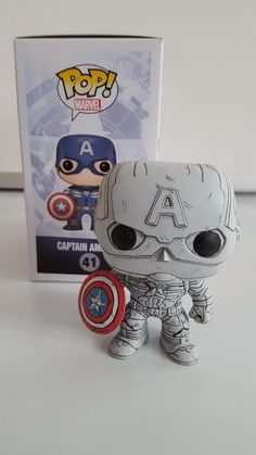 Custom Pop Figures, Pop Custom, Custom Funko Pop, Pop Vinyl Figures, Funko Pop Vinyl, Stan Lee Funko Pop, Funko Pop Anime, Funko Pop Dolls, Pop Figurine