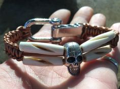 A personal favorite from my Etsy shop https://www.etsy.com/listing/455769466/handmade-silver-toned-skull-carved