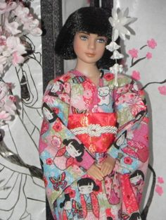 About Marley in Tokyo: Marley Wentworth in yukata