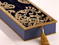 Twinkling, bejewelled Indian wedding cards - got one yet?