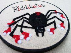 Riddikulus Embroidery