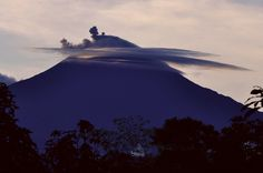 VolcanoSangay, Equador