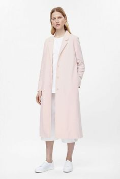 Spring Summer 2016 pink monochrome essentials