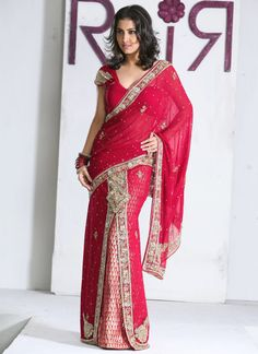 indian sari dress | Fashioning,health & beauty
