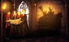 I solemnly swear that I am up to no good. by Mogoliz.deviantart.com on @DeviantArt