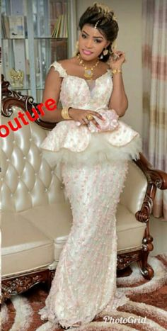 Taille basse time African Dresses For Women, African Fashion Dresses, African Attire, African Print Fashion, Africa Fashion, African Wear, African Women, African Wedding Dress, Wedding Dress Organza