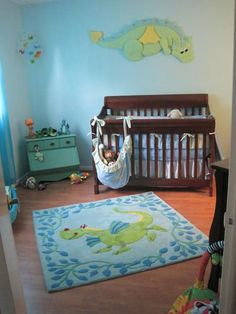 Image result for dragon baby nursery