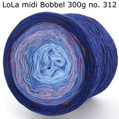 LoLa midi Bobbel 300g 4fach no. 312