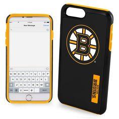 Boston Bruins Bold Dual Hybrid iPhone 7 Plus Case - $29.99
