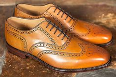 Loake 1880 Buckingham Tan