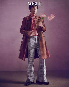 Jung Yonghwa for Vogue Korea
