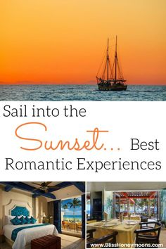 What an unforgettable romantic experience! A sunset sail at Zoetry Riviera Maya is the perfect way to spend an enchanting evening with someone you love. Just one of many amazing things for couples to see and do at Zoetry Riviera Maya. The destination wedding travel agents at Bliss Honeymoons have done it again...simply stunning.