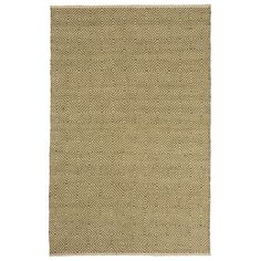 120x180 or 150x230 Diamond Woven Jute Rug - Olive