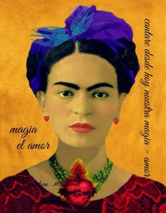 Colour of Frida