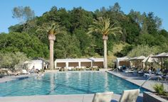 Solage Calistoga Northern California Wine Country, California, USA #cbcollection