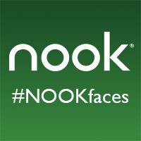 Is your face an open book? You could win a new #SamsungGalaxyTab4NOOK by sharing your #NOOKfaces.