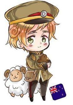 Chibi!New Zealand :3