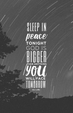 Let sleep help you let go of the pain.
