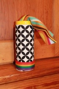Fabulous DIY fabric pull for your infant and toddler! Easy to do, fun and educational!
