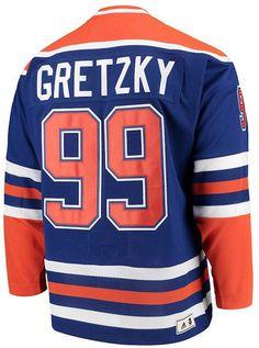Men s Wayne Gretzky Edmonton Oilers Heroes of Hockey Classic Jersey cce764540