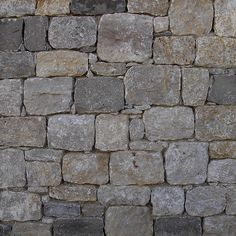https://flic.kr/p/6REWgQ | Southwest Gray Mix - Dry Stack | Photograph of our popular Southwest Gray Mix natural stone - dry stacked.