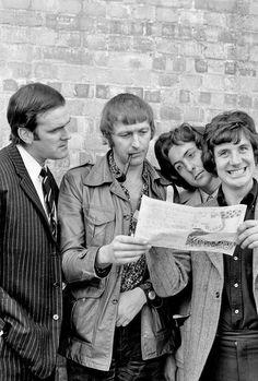 It's the Monty Python boys!