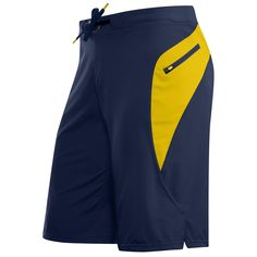 This quick drying, lightweight zipper pocket short is built to excel in hot and wet environments. Buy this verge II gun metal workout short from HYLETE today! Mens Hottest Fashion, Mens Fashion, Sport Shirt Design, Monokini, Gym Style, Sport Shorts, Shorts With Pockets, Golf Shirts, Sport Fashion