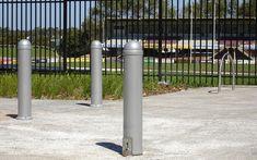 Town & Park SPTP.B6R.A.SM.1000 City Bollard Removable