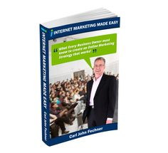 """I have just launched a book called  Internet Marketing Made Easy --24 Key Strategies that will Transform your Web Marketing ---- As a Launch Special you can get the book for $1.99 AUD till Monday October 17th  Book Code is: ASIN: B01MDKKUR7 This book has been designed for Business Owners who are struggling to get their head around this whole """"Web Marketing Thing"""" and at a loss where to begin. You don't need to know all the techie stuff to build a successful Online Marketing Strategy"""