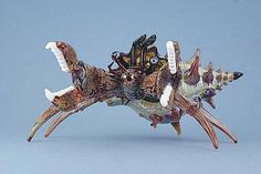 hermit crab sculpture - Google Search