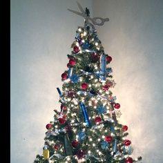 Hair dresser Christmas tree