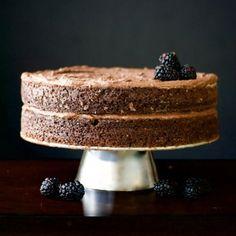 Vegan Chocolate Cake-Get your hourly source of sweet...
