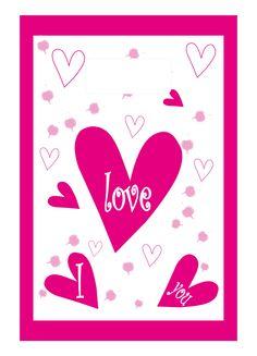 Happy Valentine gift bag!