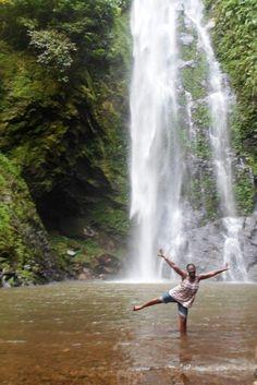 Tagbo Falls.... Volta Region, Ghana