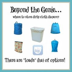 Lovely Diaper Genie Directions