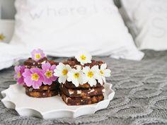 ATELIER RUE VERTE , le blog: Recette / Spéculoos et meringues pour un dessert chocolaté /