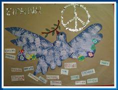 Days Of Creation, Kindergarten, November, Christmas Ornaments, Holiday Decor, Noah Ark, Blog, Peace, November Born