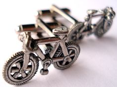 Hey, I found this really awesome Etsy listing at https://www.etsy.com/listing/90415866/bike-cufflinks-gifts-for-men-anniversary