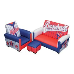 Have to have it. Newco Kids Baseball All Star Toddler 3 Piece Set - $169 @hayneedle.com