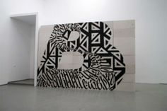 "Photo: Papagrigoriou Greg and Simek's ""Blaqk"" Urban Calligraphy - News - 12ozProphet.com"