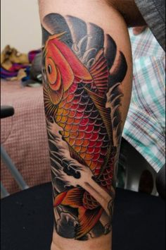 22 Best Koi Fish Foot Tattoo Designs Images Koi Fish Tattoo Coy