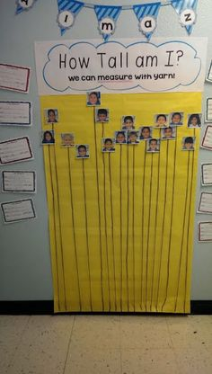 Kindergarten_Anchor_Chart_Measuring_Height 22 Kindergarten Anchor Charts You'll Want to Recreate lauren kaylzmom classroom ideas Kindergarten_Anchor_Chart_Measuring_Height lauren Kindergarten_Anchor_Chart_Measuring_Height kaylzmom 22 Kindergarten Anchor … Measurement Kindergarten, Kindergarten Anchor Charts, Measurement Activities, Math Measurement, Math Games, Math Fractions, Preschool Learning, Kindergarten Activities, Classroom Activities