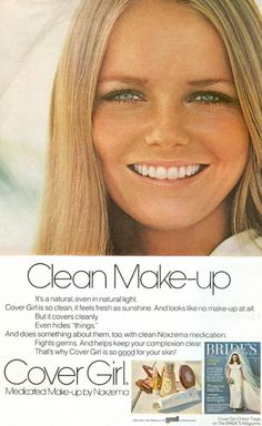 Cover Girl, 1970