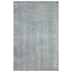 Lex Slate Hand Knotted Wool Rug NULSPRE24B