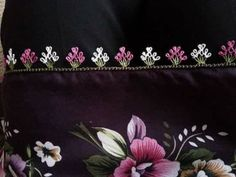 This Pin was discovered by Esm Embroidery Neck Designs, Hand Embroidery, Kutch Work, Piercings, Point Lace, Tatting Lace, Needle Lace, Lace Making, Thread Crochet
