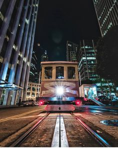 San Francisco Cablecars by San Francisco Sites, San Francisco Cable Car, States In America, United States, San Francisco California, California Usa, North Beach, Santa Monica, Bay Area
