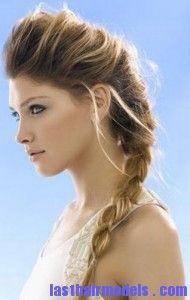 Hairstyle - Greek Braid