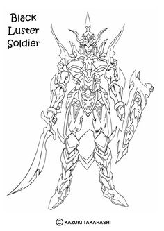 Best Yu Gi Oh Coloring Pages To Print